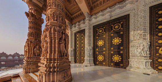 Swaminarayan Akshardham top Indian religious landmarks 2